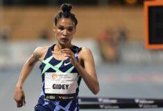 Image de l'article Nouveau record du monde pour Gidey sur 10.000m en Nike Dragonfly