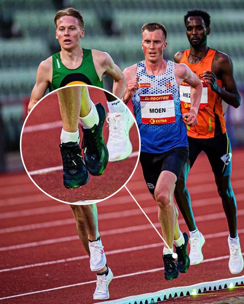Sondre Nordstad Moen Dragonfly Nike ASICS