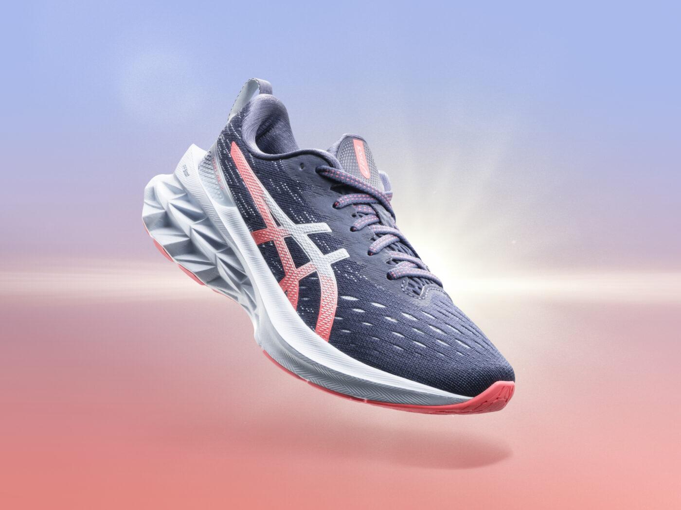 asics novablast 2 chaussure de course
