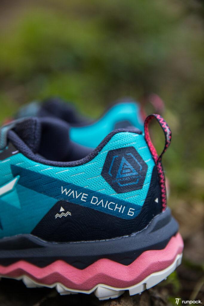 Mizuno Wave Daichi 6 runpack