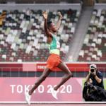 Selemon Barega remporte le 10000m avec des Dragonfly aux pieds!