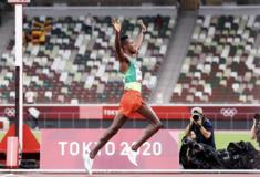 Image de l'article Selemon Barega remporte le 10000m avec des Dragonfly aux pieds!