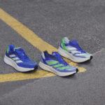 Nouveau coloris SONIC INK pour la gamme ADIZERO d'adidas