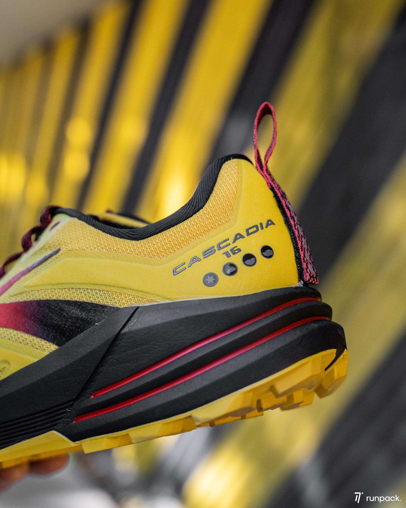 brooks cascadia 16 chaussure trail 5