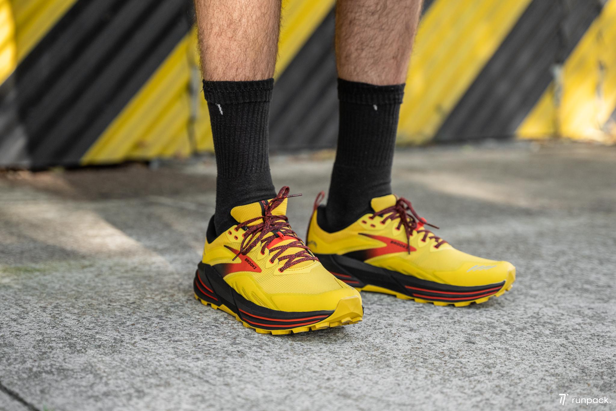 brooks cascadia 16 chaussure trail 8