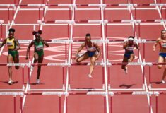 Image de l'article JO 2021 Finale 100m haies : une hurdleuse avec des pointes de demi-fond