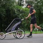 CYBEX AVI ET ZENO : les nouvelles poussettes de course à pied