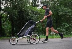 Image de l'article CYBEX AVI ET ZENO : les nouvelles poussettes de course à pied
