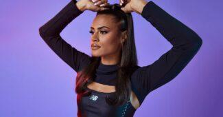 Image de l'article Sydney McLaughlin lance sa collection signature avec New Balance