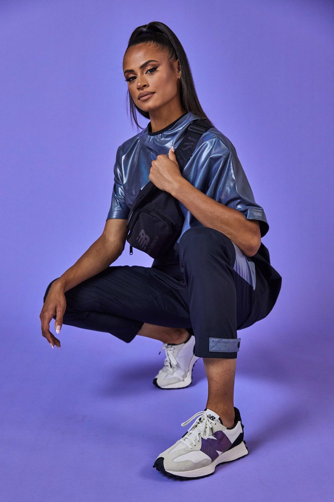 Sydney McLaughlin New Balance Collection Capsule
