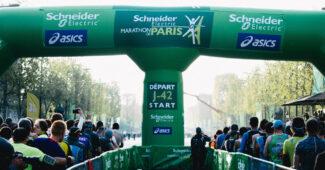Image de l'article ASICS sera partenaire du Schneider Electric Marathon de Paris jusqu'en 2025