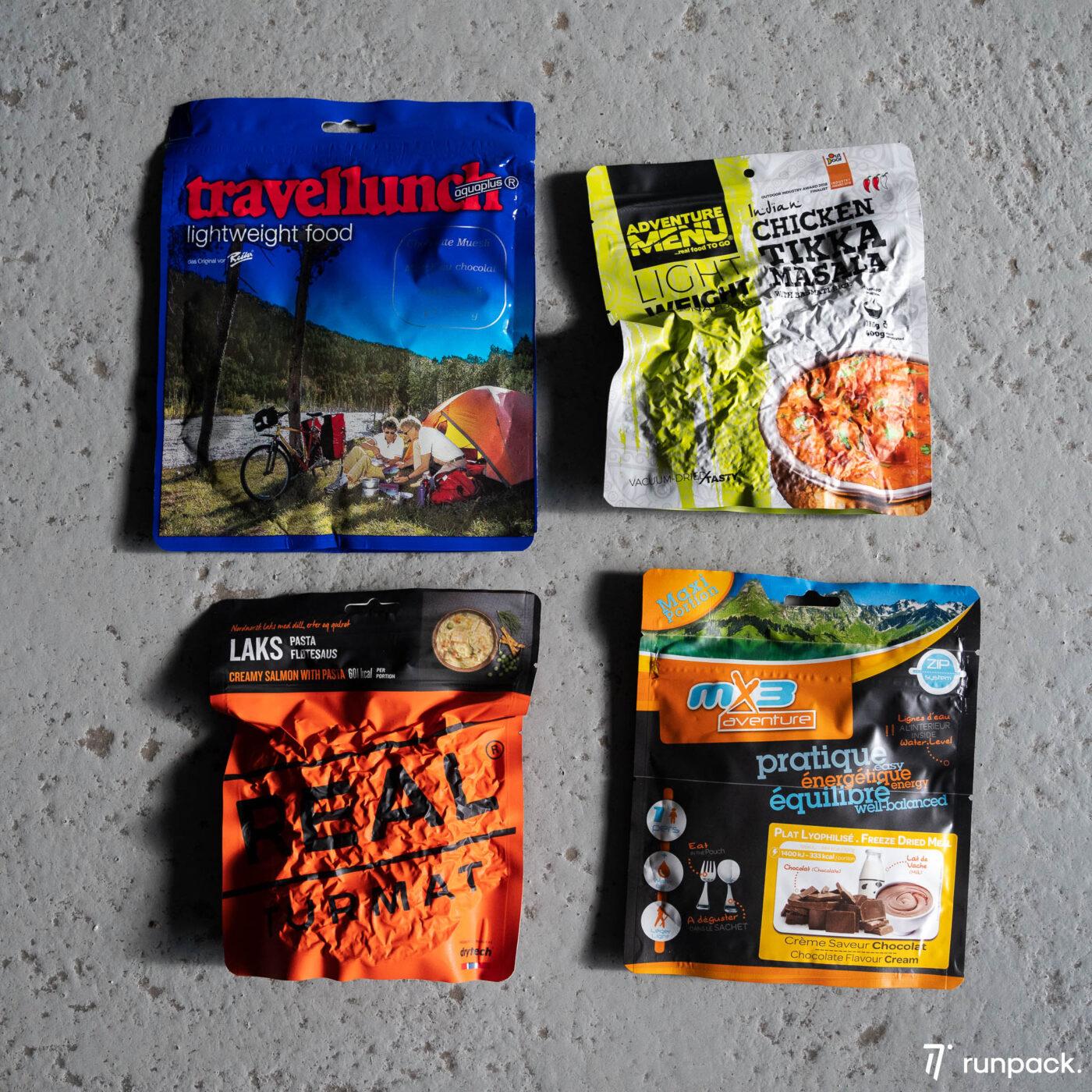 produits lyophilise and co runpack 2