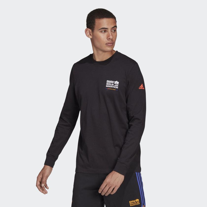 T-shirt Marathon Berlin 2021 adidas
